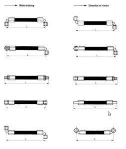 2B Hydraulik Längenbestimmung